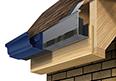 Sloped Roof Ventilation