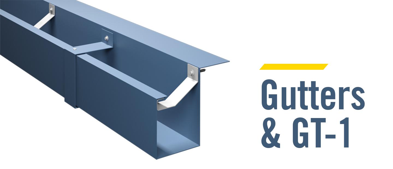 Gutters & ANSI/SPRI GT-1 Standard