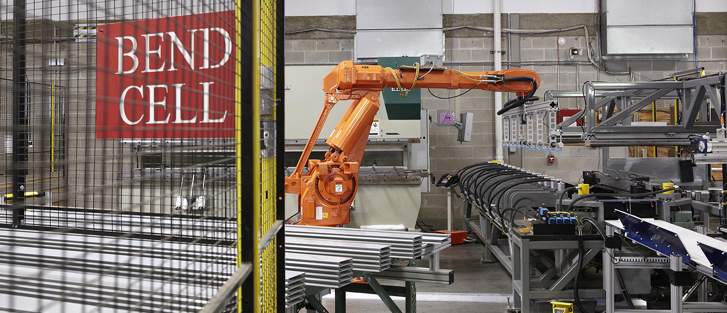 Manufacturing On-Demand
